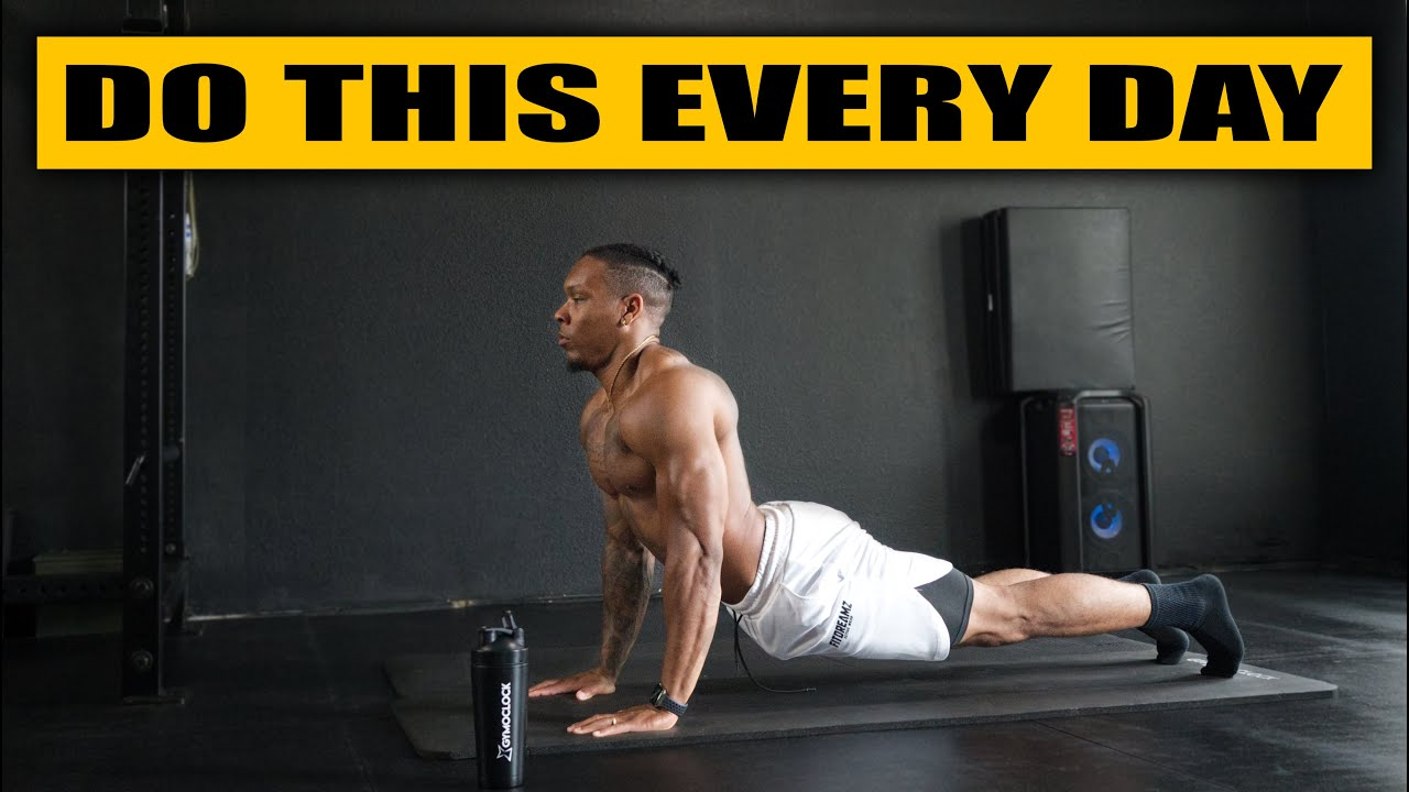 10 MINUTE BACK FAT WORKOUT