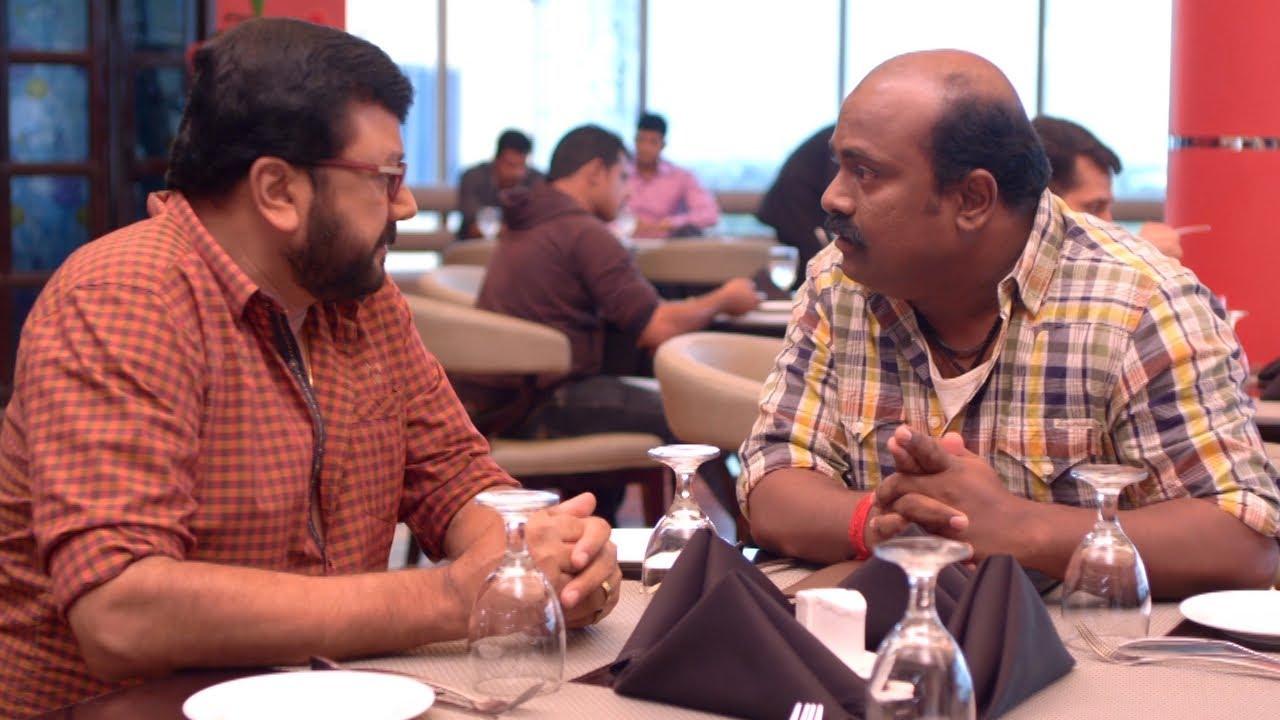 Njangalude Veetile Adhithikal | Rajan follows Adv.Manoj and his wife | Mazhavil Manorama