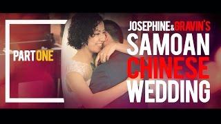 Chinese Romeo Marries Samoan Juliet 2016