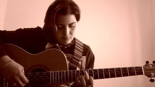 Somewehere over the rainbow - jazz guitar version (by Angelica Morichini)