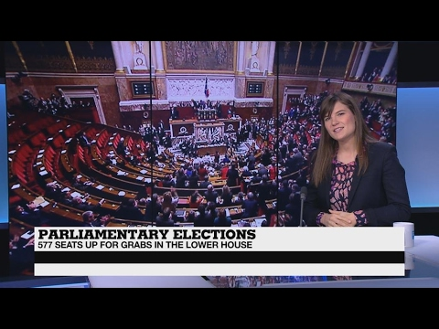 Triangles, voter fatigue and the Bourbon Palace: French parliamentary elections