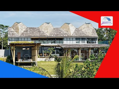 Budi Pradono combines modern and traditional constructions at Bali house - Beauty Architecture