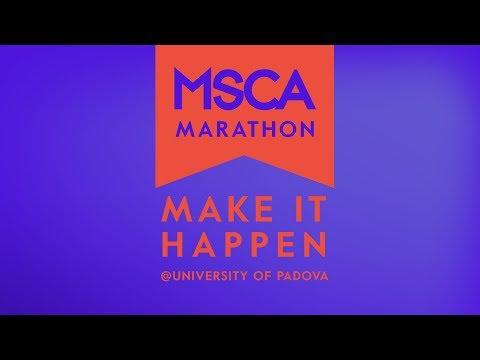MSCA MARATHON 2018