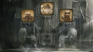 Edain Mod 4.4.1 - The Last Stand of the Dwarven Realms