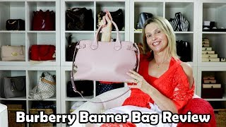 Burberry Banner Bag Review