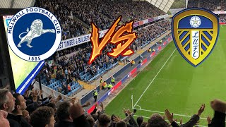 MILLWALL 2-1 LEEDS UNITED - THE HOPE THAT HURT THE MOST!!!😒 (05/10/19