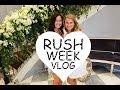 RUSH WEEK VLOG | SORORITY OUTFITS & BID DAY | UNIVERSITY OF ALABAMA