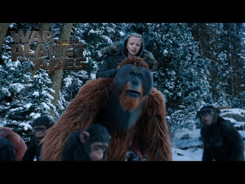 "War for the Planet of the Apes | ""Apes Together Strong"" TV Commercial 