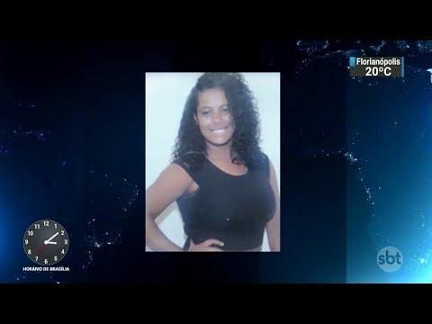 Jovem de 19 anos morre durante tiroteio em Cariacica-ES | SBT Notícias (12/10/17)