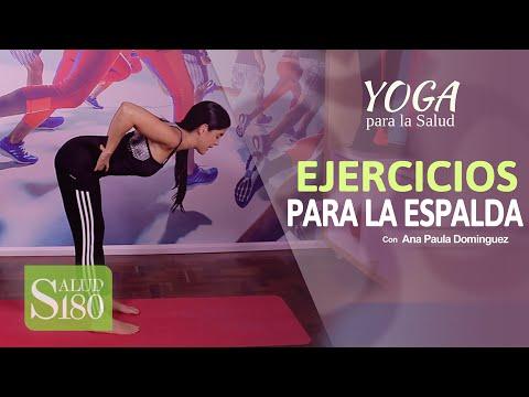 Ejercicios de yoga para la torticolis