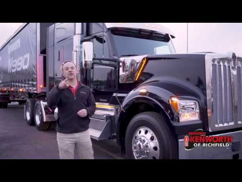 The Kenworth W990 Youtube
