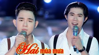 Hai Mùa Mưa - Trường Nguyên ft Trương Quân Bảo | Bolero Nhạc Vàng Giọng Ca Độc Lạ Quá Hay MV HD