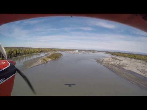 Where Am I Going To Land On Susitna River Alaska