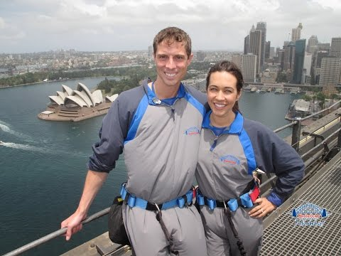 Sydney Harbour Bridge Climb - Sky's the Limit TV