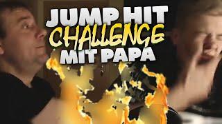 JUMP HIT CHALLENGE - mit Papa