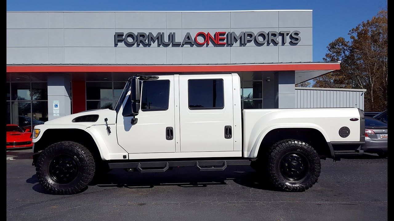 2008 International MXT Truck 4X4 - For Sale - Formula One Imports Charlotte