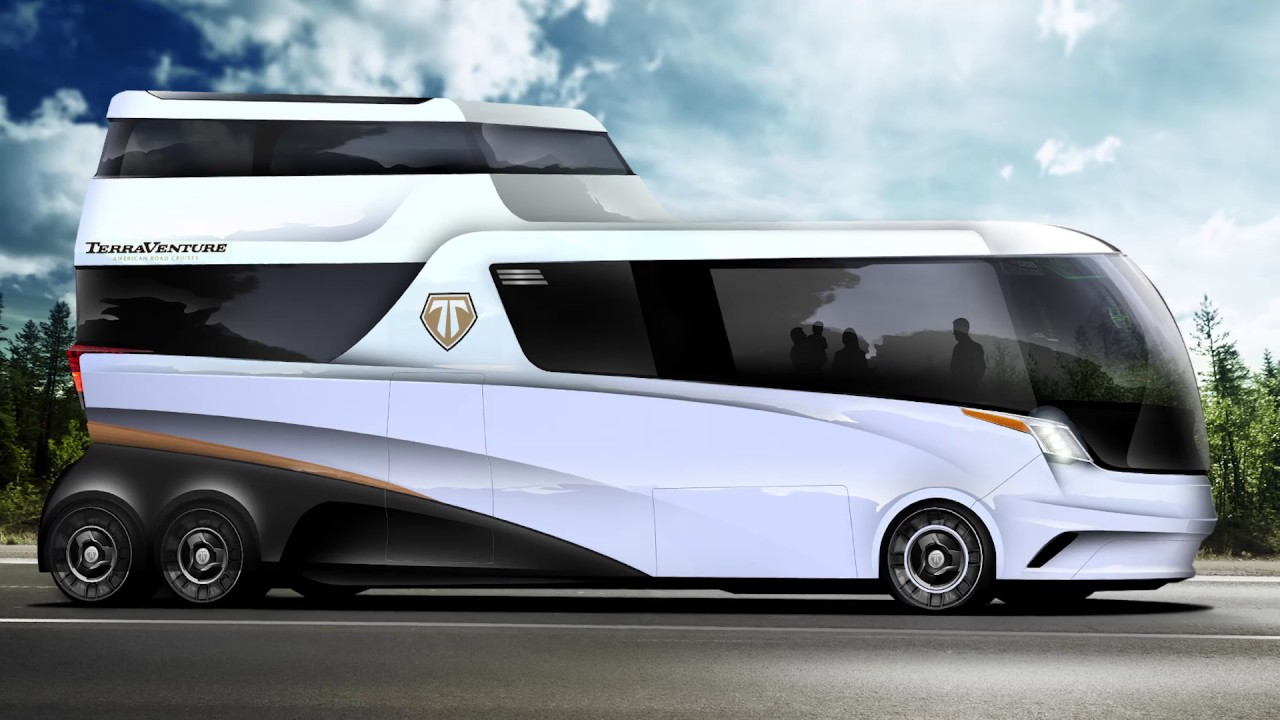 Self-Driving RVs: The Roadmap to the Future of Automated RV