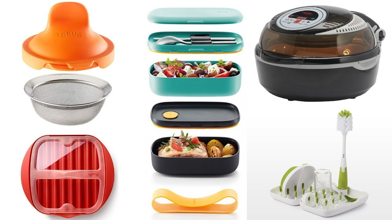 10 Best Kitchen Gadgets You Can Buy On Amazon 2019 Youtube
