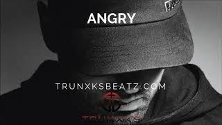 Angry (Tay Keith | Eminem Not Alike Type Beat) Prod. by Trunxks