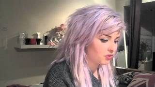 One of Helen Anderson's most viewed videos: How to dye your hair White/Silver/Grey
