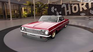 Forza Horizon 3 - 1964 Chevrolet Impala SS 409 (Low Rider) - Test Drive (1080p HD)