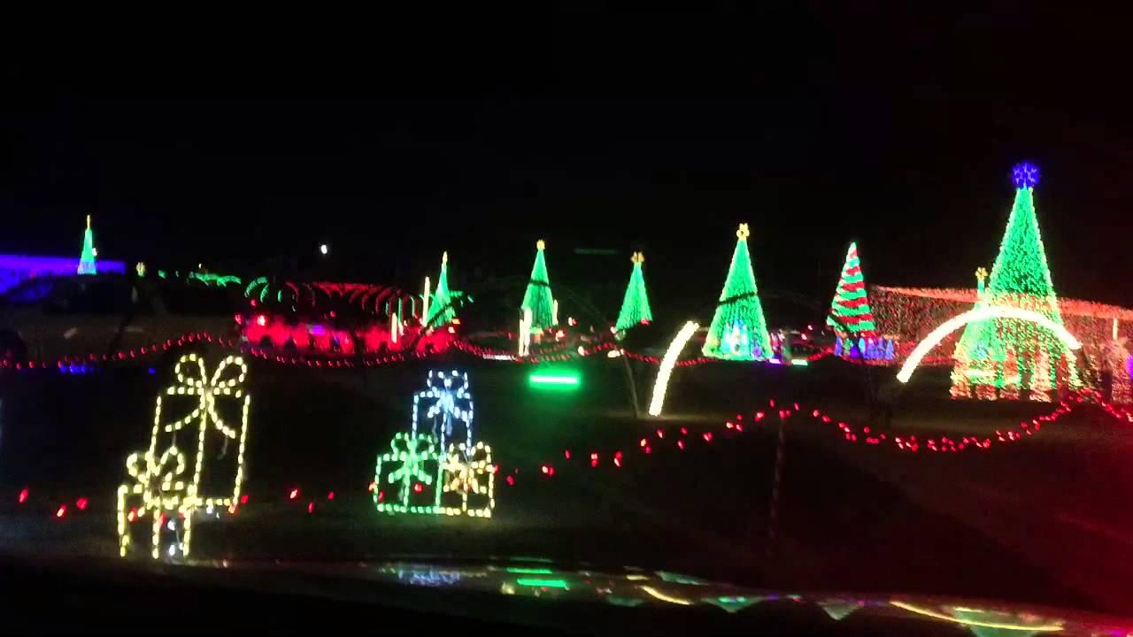 Christmas In Color, Kearns Utah - YouTube
