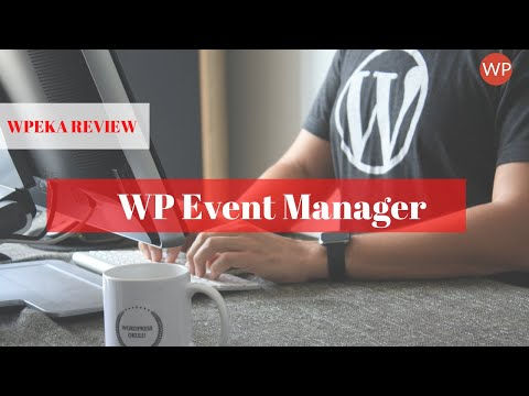 WP Event Manager Review:  An Event Manager Plugin For WordPress