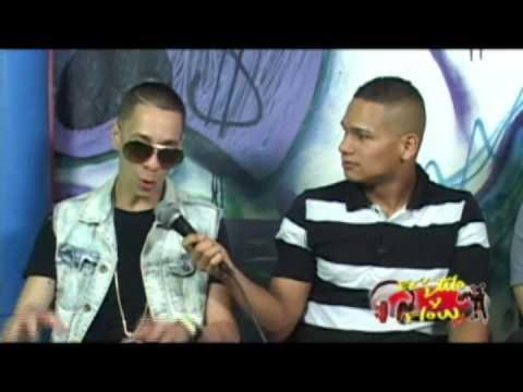 Estilo y Flow Tv   Baby rasta Y Gringo