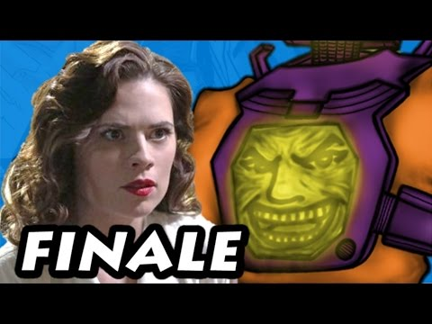 d4dd4c50acc84 Agent Carter Episode 8 FINALE Review - Valediction - YouTube