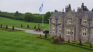 Trump MacLeod House & Lodge, Scotland   Property T...
