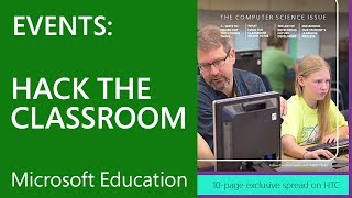 Hack the Classroom | Small Steps to Big Impact(On September 24, thousands of educators around the world joined for two hours of hacking, innovation, and inspiration. For more info, visit: ..., 2016-09-30T16:16:01.000Z)