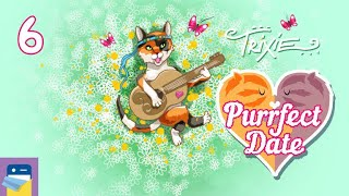 Purrfect Date: iOS iPad Gameplay Part 6 (by Bossa Studios)