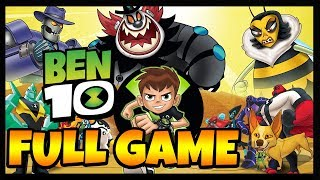 Official Ben 10 FULL Gameplay in HD - Ben 10 Episodes 1-15 HD - Family Friendly Gaming!