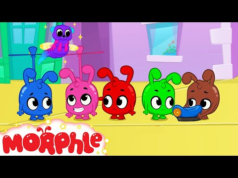 Morphing Family - Mila and Morphle | Cartoons for Kids | My Magic Pet Morphle