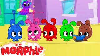 Morphing Family - Mila and Morphle   Cartoons for Kids   My Magic Pet Morphle