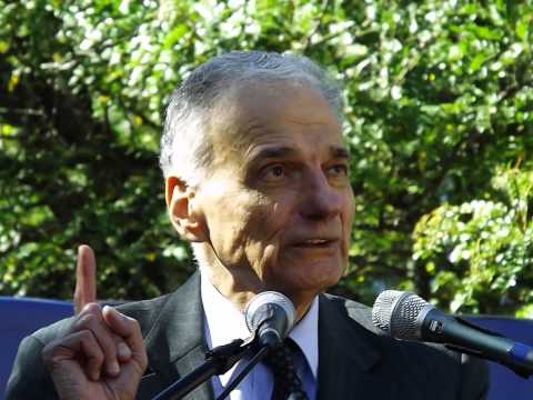 Ralph Nader - Occupy Peace - Full Remarks - Kingston NY