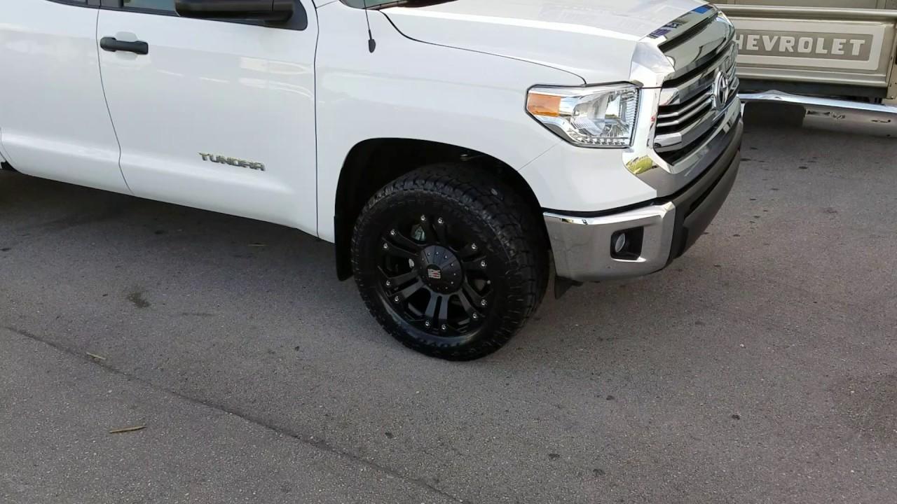 877 544 8473 20 Inch 20x9 Xd Monster Wheels On Toyota