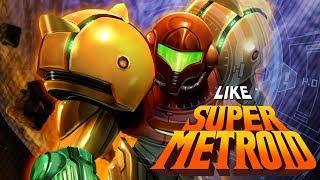 Top 12 Games Like Metroid on Android - iOS   Metroidvania