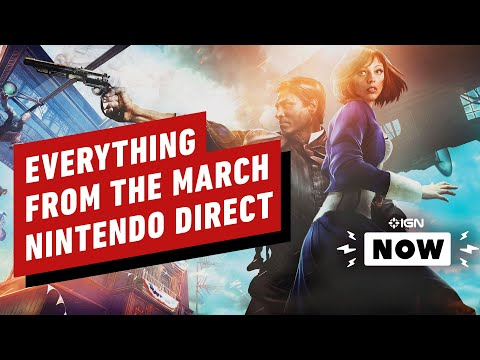 Everything Nintendo Announced Today - IGN Now