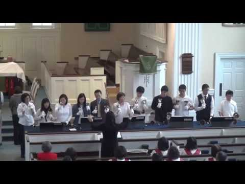 """El Shaddai - God Almighty"" - TAFPC Handbell Choir, 11/22/2015"