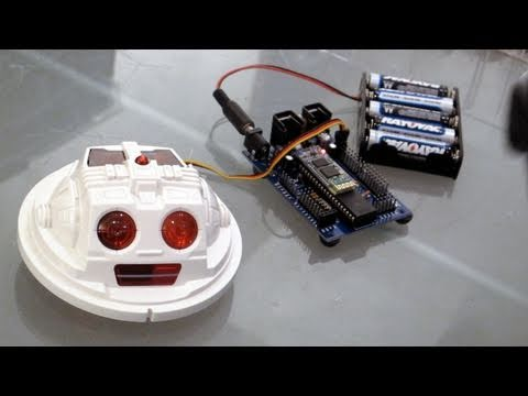 Robot Servo Tutorial with DJ Sures