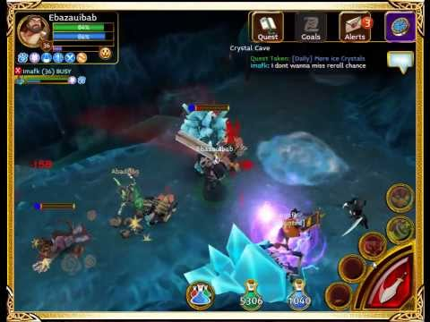 Arcane Legends - Nordr Egg Hunt!