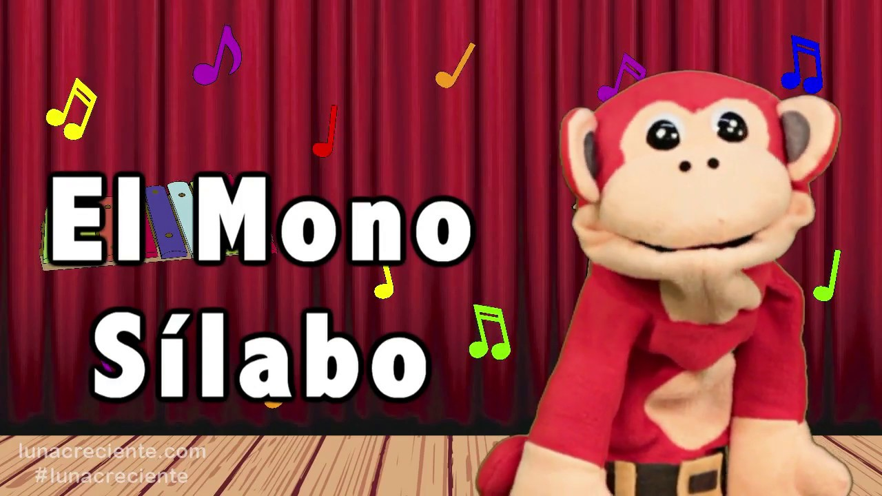 Download Sílabas xa xe xi xo xu - El Mono Sílabo - Videos Infantiles - Educación para Niños #