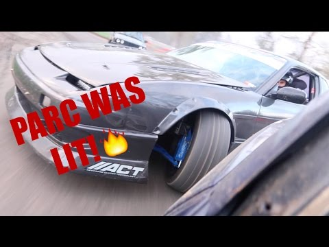 TODAY WAS CRAZY FUN! (PARC DRIFT EVENT)