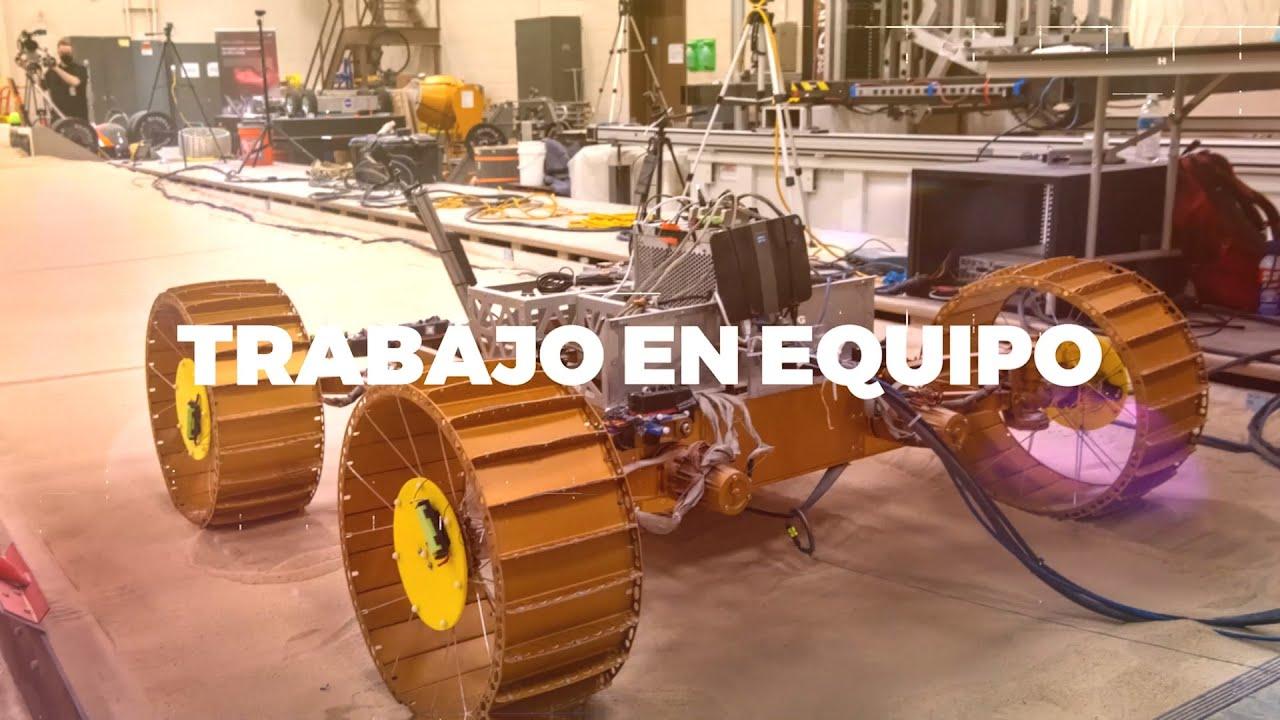 VIPER: Poniendo a prueba al rover lunar