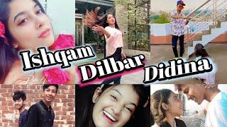 Ishqam dilbar didi na || New trend sound tiktok videos || SR Tik-REVEAL