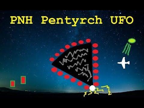 Pentyrch UFO