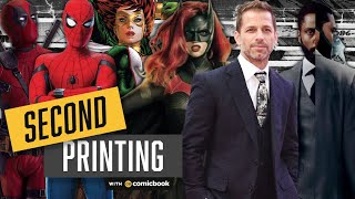 Zack Snyder's Justice League, New Marvel Movies, And Batwoman Exit   Second Printing