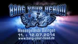 Bang Your Head Festival 2014 Teaser