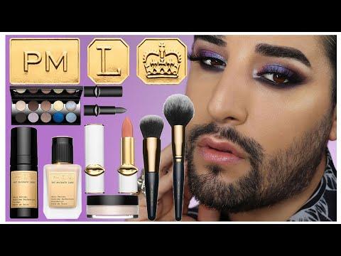 Full Face Of PAT MCGRATH LABS! #Makeup